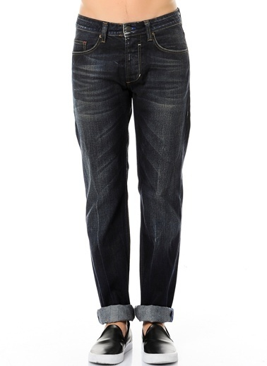 Mustang Jean Pantolon | Normal Bel Straight Renkli